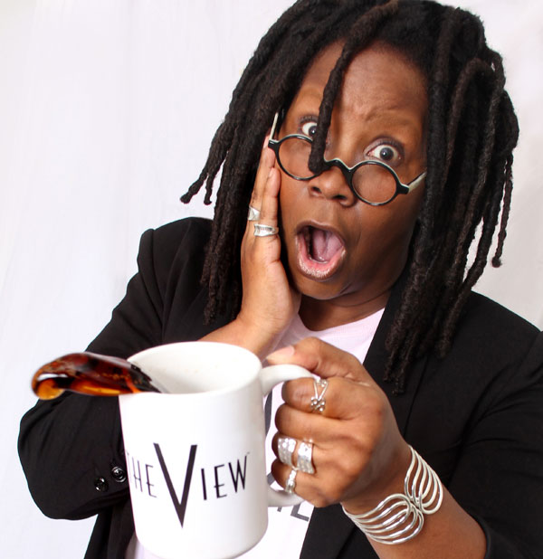 Whoopi Goldberg Celebrity impersonator look-a-like