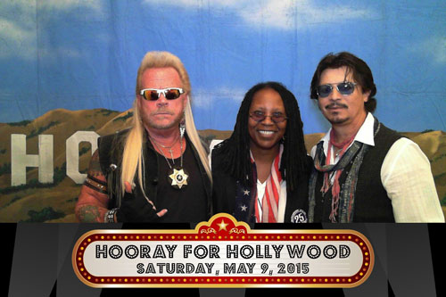 Hooray For Hollywood Event